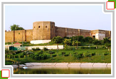 Bahu Fort Jammu, jammu fort and palace tours